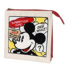 Cartoon Mickey Coin Wallet Disney Store Japan