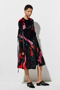 LOOK | 2016 PRE-SPRING COLLECTION | PROENZA SCHOULER | COLLECTION | WWD JAPAN.COM