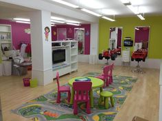 Kokolook, una divertida peluquería infantil en Sevilla | DolceCity.com
