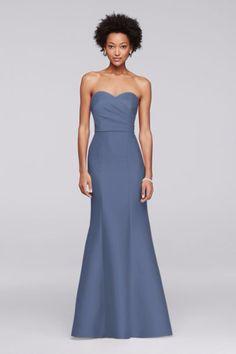 Color  Steel Blue Bridesmaid Gowns 52de8c83ab25