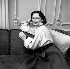 Princess Irene Galitzine 1952 | Flickr - Photo Sharing!