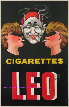 Cigarettes Léo