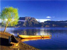 #LugaresMísticos - Lugar ficticio de la novela 'Horizontes perdidos': Shangri-La (Tibet)