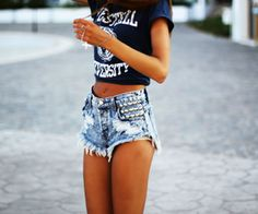 .I want a pair of shorts like these