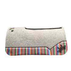 Best Ever Saddle Pad Serape Croc Cowgirl And Horse, Western Horse Tack, Horse Barns, My Horse, Horse Stalls, Barrel Saddle, Barrel Racing Horses, Barrel Horse, Saddle Rack