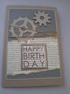 This is a stampin up punch