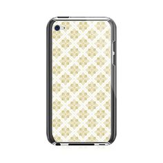 Squares And Crosses iPod Touch 4G Case