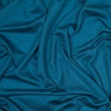 Deep Teal Stretch Rayon Jersey