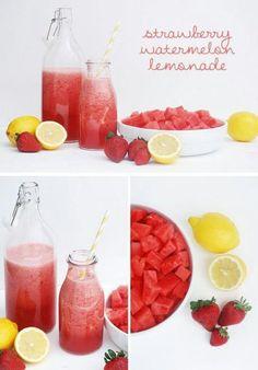 delicious ice cold lemonade