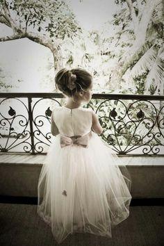 detalhes em vestido de dama de honra