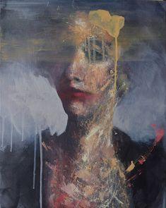 VIKY GARDEN  Untitled March1, 2017