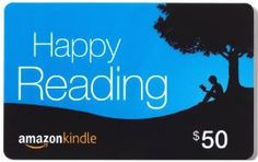 Kindle Gift Cards?