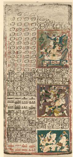 Le codex de Dresde (ou Codex Dresdensis) est un manuscrit maya de la région de Chichén Itzá (XIIe-XVe siècle). Il est composé de 39 feuillets de papier végétal « amate » plié en accordéon. Chaque feuillet à des dimensions de 9 centimètres par 20,5, pour une longueur totale de 3,56 mètres. Il est peint des deux côtés, sauf quatre feuilles qui sont demeurées vierges[1]. Il est actuellement à la Sächsische Landesbibliothek de Dresde.