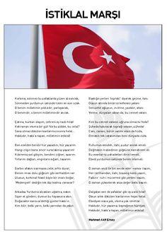 İstiklal Marşımızın Kabulünün 92.Yıl Dönümü Kutlu Olsun.. !