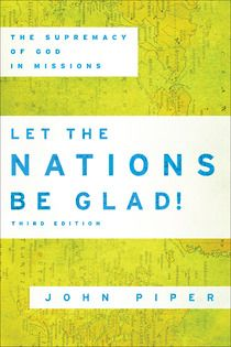 """""""Missions exists because worship doesn't. Worship is ultimate, not missions, because God is ultimate, not man. When this age is over, and the countless millions of the redeemed fall on their faces before the throne of God, missions will be no more"""" (p. 15)."""