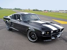 1967 Mustang Fastback Front View *WANT*NEED*LOVE* JD