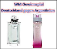 ⚽⚽⚽ WM-2014 FINAL-Gewinnspiel Deutschland gegen Argentinien auf BeautyTesterin.de ⚽⚽⚽