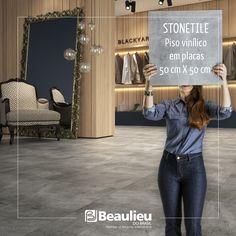 #lvt #pisos #pisovinilico #stonetile #beaulieudobrasil