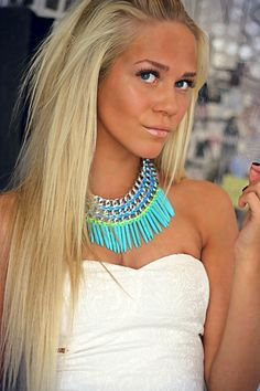 Necklace! Anna Edwin- Love her!