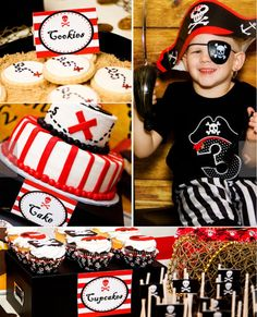 Another cute pirate cake