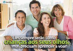 Familia.com.br   Estabelecer expectativas para o adulto que mora com os pais  #Filhoadulto