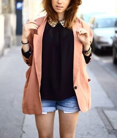 Sequin Long Sleeved Chiffon Shirt