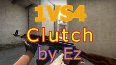 SUBS | Stop Me 4k Clutch by Ez [ CS:GO ] Cs Go, Youtubers, Company Logo, Neon Signs, Places, Lugares