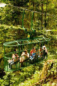 tour group gondola ocho rios jamaica
