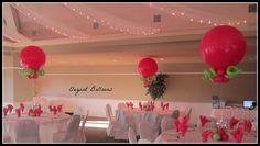 www.elegant-balloons.com Sweet 16 Decorations, Balloons, Elegant, Cake, Desserts, Food, Classy, Tailgate Desserts, Globes