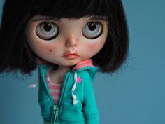 OOAK Custom Blythe by Another Blythe Luna' por AnotherBlythe