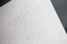 Blind love. 40th birthday party invitation by Real Card Studio.