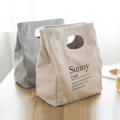 Reusable Organic Cotton Canvas Stylish Lunch Tote Bags - Bags I want so muchhttp. Reusable Organic Cotton Canvas Stylish Lunch Tote Bags - Bags I want so muchhttp. Reusable Organic Cotton Canvas S Sac Lunch, Lunch Tote Bag, Lunchbox Bag, Cotton Bag, Cotton Canvas, Rangement Art, Sacs Design, Bag Display, Coton Biologique