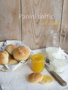 SOFFICI PANINI AL LATTE | La Cucina di Monica