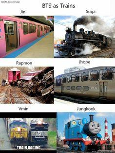 Image de funny, bts, and jin