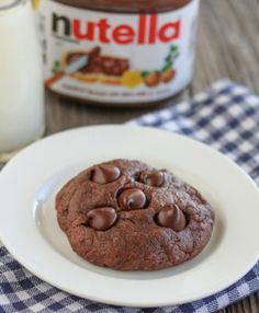 These cookies are chocolate heaven. Soft, chewy, with a fudgy brownie-like interior. It's a chocoholic's dream come true. A few months ago I made some chewy chocolate chip cookies that didn't exactly hit the spot for me. Anyhow, after I wrote a blog post on it, Meryl dropped me a comment, recommending this amazing cookie …
