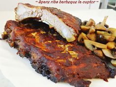 Spare Ribs, Steak, Pork, Pork Ribs, Ribs, Steaks