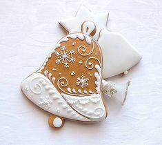 Fancy Cookies, Valentine Cookies, Iced Cookies, Cute Cookies, Holiday Cookies, Cupcake Cookies, Sugar Cookies, Christmas Deserts, Christmas Treats