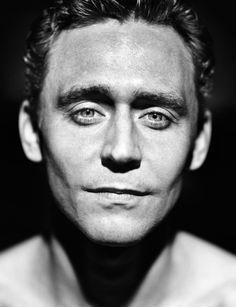 Hiddleston black white