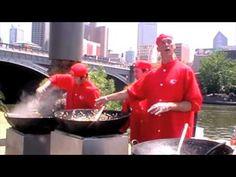 Flying Woks Wok Catering Melbourne