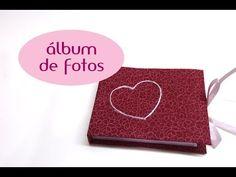 Álbum de Fotos Faça Você Mesma! - YouTube