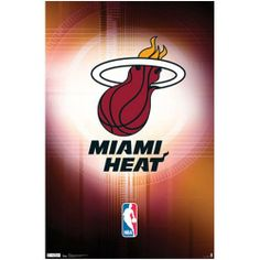 (22x34) Miami Heat Logo Sports Poster Print by Poster Revolution. $4.63. decorate your walls with this brand new poster. measures 22.00 by 34.00 inches (55.88 by 86.36 cms). easy to frame and makes a great gift too. ships quickly and safely in a sturdy protective tube. (22x34) Miami Heat Logo Sports Poster Print. Save 77% Off!