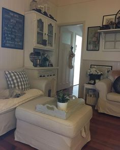 Shabby and Charme: Il romantico cottage di Wendy