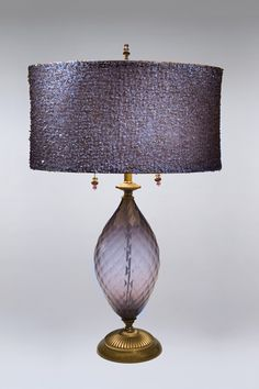 Love everything about this lamp shade....
