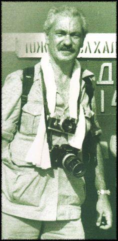 Tiziano Terzani, Viaggiatore giornalista, scrittore, fotografo