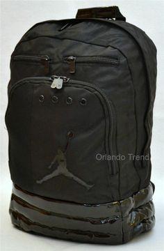 1f6ccc00f58 Nike Air Jordan Backpack Black 15 Laptop Post Jumpman School Book Bag Men  Boys for sale online | eBay
