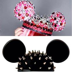 Ok.. Now I want to customize a Mickey hat to wear to Disneyland