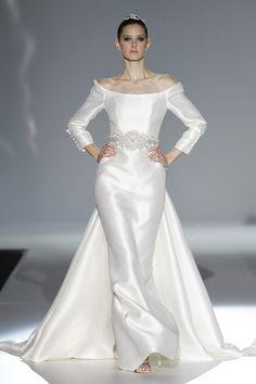 Colección 2013 de vestidos de novia de Franc Sarabia