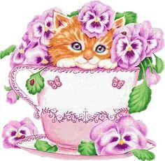 Glitters de gatitos - Imagenes con brillo Forajidos