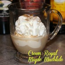 Crown Royal Maple Mudslide