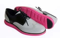 Cole Haan x Hiroshi Fujiwara Wingtip Saddle Shoe. TASTY.